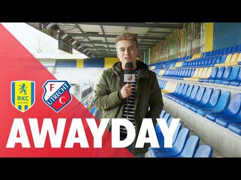 AWAYDAY | Volgende halte: Waalwijk!