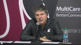 Mike Leach USC Postgame Sept. 21