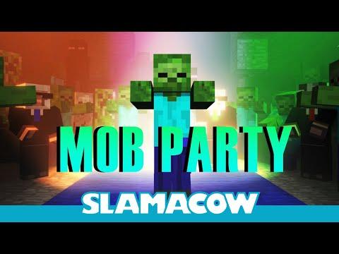 Baixar Minecraft Mob Dance Party - Animation - Slamacow