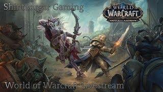 World of Warcraft: Battle for Azeroth #0132 - Durch Mythic+ prügeln! Sogar Tempel +11! ;)