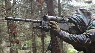 Sniper Rifle Upgrades L96 & VSR-10 ( Airsoft )