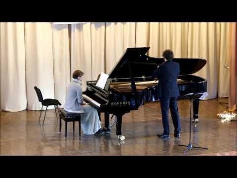 GOLDEN SAXOPHONE 2015. Bart Van Beneden. Duo Concerto, Roberto Marino