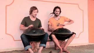 The Hang Drum Project - Sams Dance
