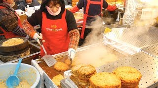 ULTIMATE Gwangjang Market Street Food Tour, SEOUL | KOREAN street food in SEOUL, South Korea