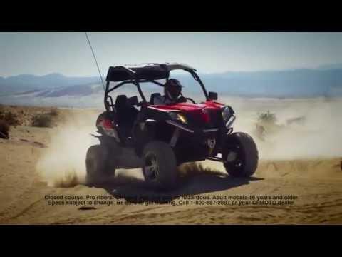 CF Moto ZForce 800 EX EPS '18