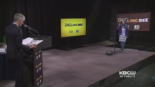 Round 3: CBS Bay Area Spelling Bee