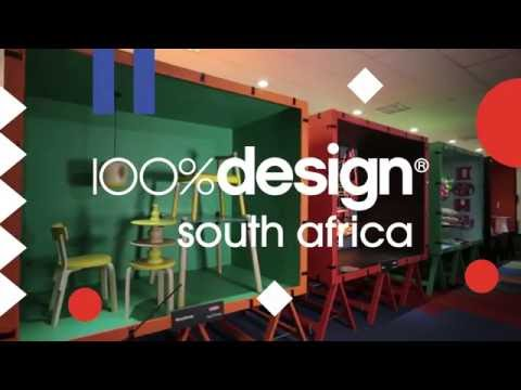 100% Design South Africa 2016