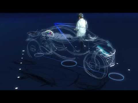 CES 2016   Dream Sketcher HTC Vive   Dassault Systèmes