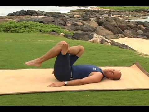 lower back pain relief / hip and back pain exercises  youtube