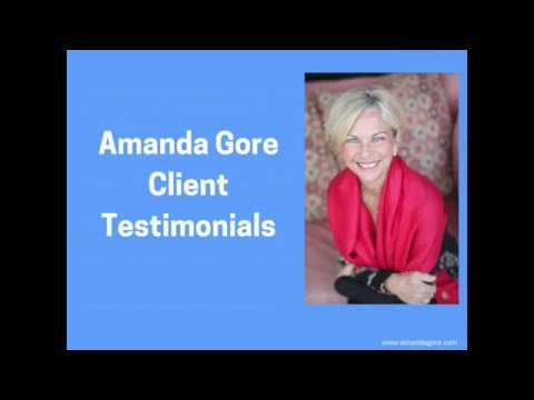 What others say about Amanda Gore's Presentation