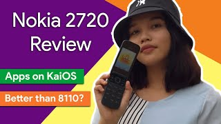 KaiOS is the future? - Nokia 2720 Full Review || Yes Hello 911? Tech