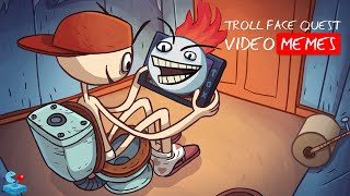 /troll face quest video memes walkthrough all levels