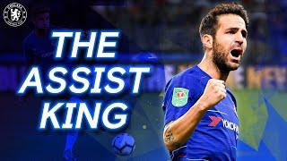 The Assist King   Cesc Fabregas' Best Chelsea Assists