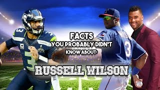 Russell Wilson: 20 Facts You Probably Didn't Know