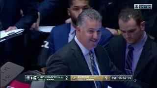 Michigan State vs Purdue   NCAA Basketball 2019   27 01 2019