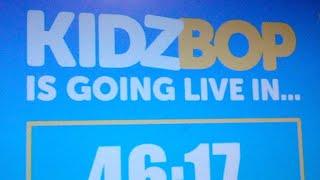 Countdown To KIDZ BOP's Live Stream!