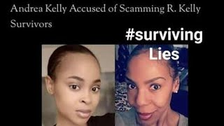 Jerhonda Pace: age deception and extortion of R Kelly