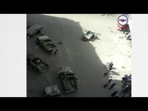 فيلم صيني.. الرصاص في شوارع الدار البيضاء