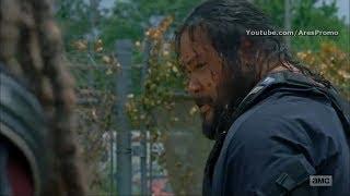 """The Walking Dead 8x04 """"Jerry Saves Ezekiel"""" Season 8 Episode 4 HD """"Some Guy"""""""