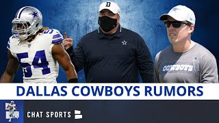 Cowboys Rumors On Jaylon Smith, Jeff Okudah Trade, Kellen Moore, Mike McCarthy Hot Seat, CeeDee Lamb
