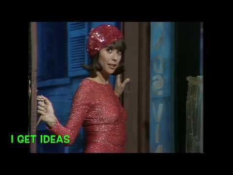 Muppet Songs: Rita Moreno - I Get Ideas
