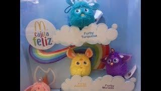 Cajita Feliz McDonald's Furby Connect (Octubre/Noviembre 2017)