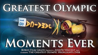 Greatest Olympic Moments Ever