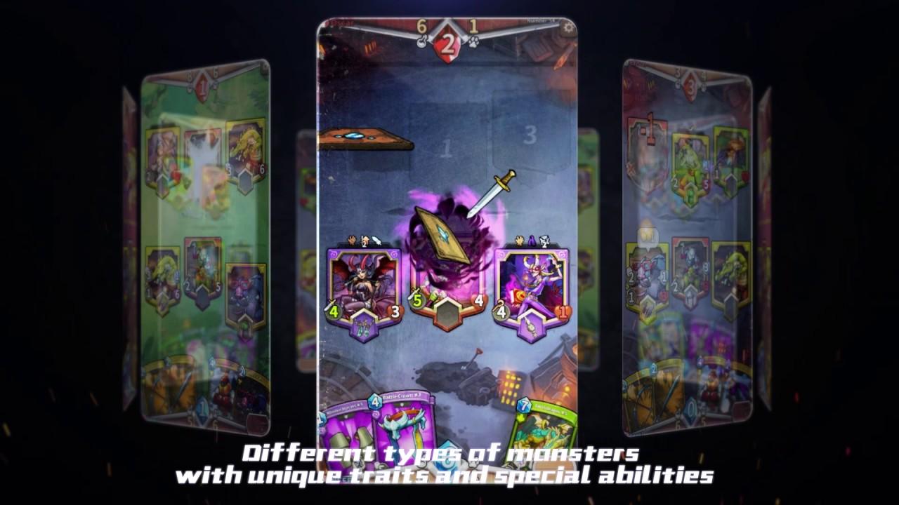 Играй Card Monsters На ПК 2