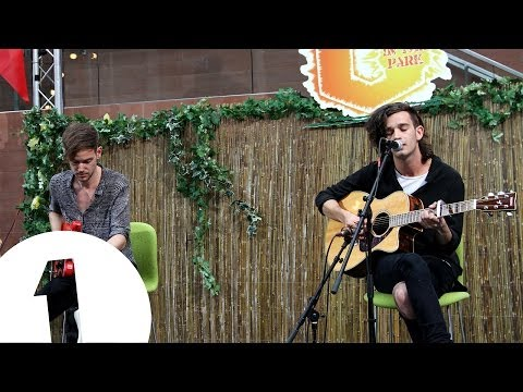 The 1975: Girls - Live & Acoustic at G in the Park