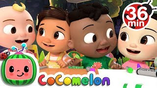 The Hello Song + More Nursery Rhymes & Kids Songs - CoCoMelonThe Hello Song