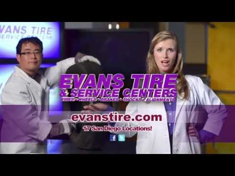 Evans Tire - Buy 2 Get 2 Feb 2013 + Grand Opening