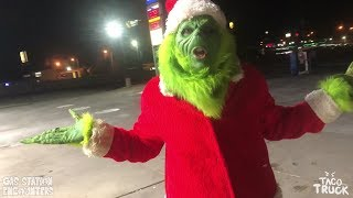 The Grinch Gets Caught Shoplifting