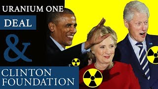 Uranium One: Shady Money and the Clinton Foundation   America Uncovered