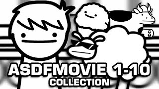asdfmovie 1-10 (Complete Collection)
