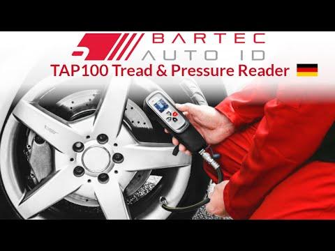 TAP100 Tread & Pressure Reader Deutsch