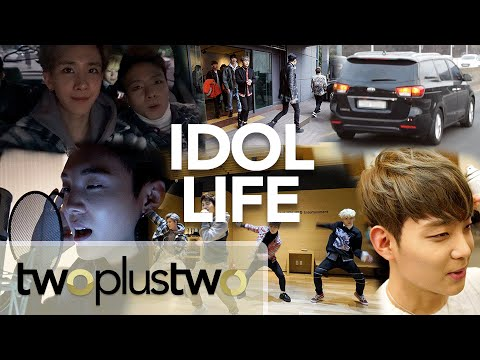 A Day in the Life of a Korean Boy Band (Topp Dogg 탑독)