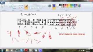 BANK PO/CLERK   NON VERBAL REASONING FREE CLASSROOM VIDEO PART 1