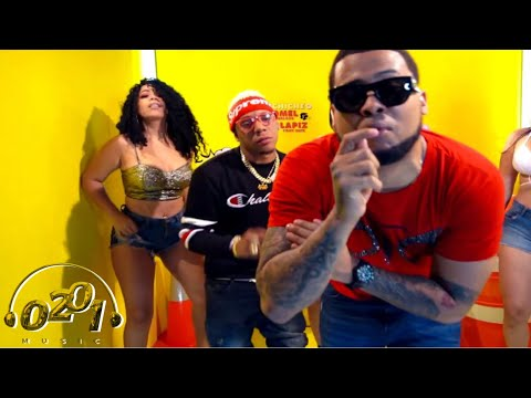 Lapiz Conciente Ft Yomel El Meloso - Cuchicheo (VIDEO OFICIAL)