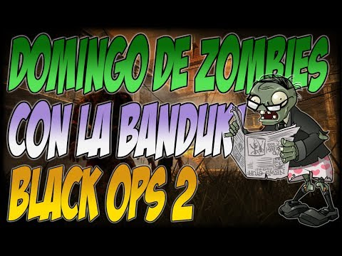 Domingo De Zombies Con La Banduki - Black Ops 2 - Smashpipe Entertainment