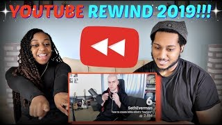 """""""YouTube Rewind 2019: For the Record"""" REACTION!!! #YouTubeRewind"""