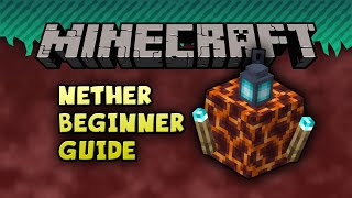 Minecraft Beginner's Nether Guide [PS4, Xbox, PC]