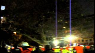 Münih'te polis mültecilerin protesto kampına müdahale etti