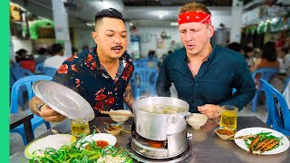 Asia's Most BIZARRE Hot Pots!! TRIGGER WARNING: Extreme Food!!