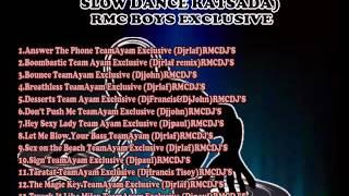 TEAM AYAM VOL.7 NONSTOP PROMOTIONAL ROXAS MIX CLUB DJ'S
