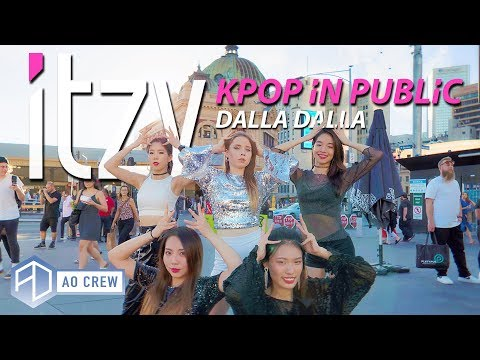 [ITZY DANCE COVER CONTEST] KPOP IN PUBLIC ITZY 달라달라 'Dalla Dalla' Dance Cover [AO CREW - Australia]