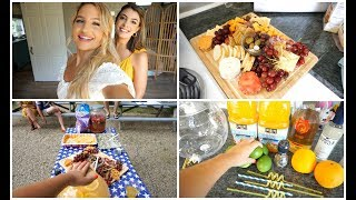 Vlog:  4th BACKYARD BBQ & TRIP TO TARGET