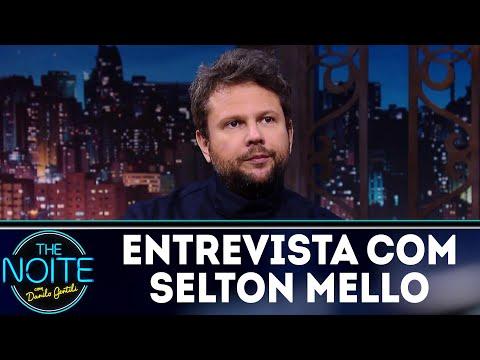 Entrevista com Selton Mello