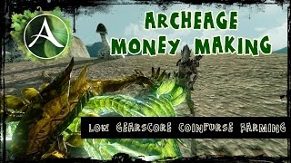 Archeage 2019 Gold Farming & Gear Progression Guide - How To