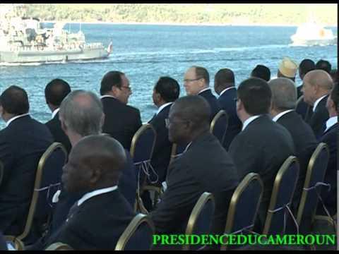 Le Président Paul BIYA a pris part au 70ème anniversaire du débarquement en Provence