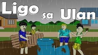 Ligo sa Ulan    Pinoy Animation